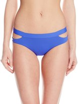 Seafolly Women's Active Split Band Hipster Bikini Bottom