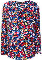 Love Moschino floral blouse - women - Viscose - 38