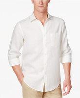 Club Room Men's Raymond Linen Shirt, Only at Macy's