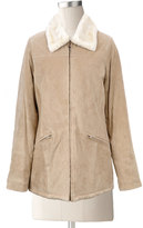 Excelled Suede Jacket
