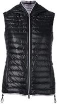 Duvetica 'Filira' gilet - women - Cotton/Feather Down/Polyamide - 38