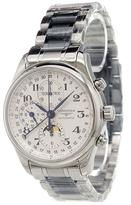 Longines 'Master Collection Gents XL' analog watch