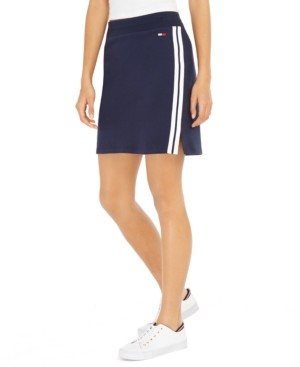 Tommy Hilfiger French Terry Skirt