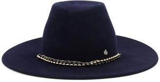 Maison Michel Kyra Fedora Hat