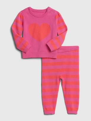 Gap Baby Graphic Sweater Set