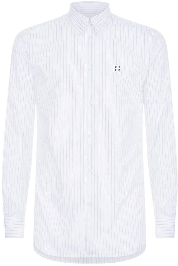Givenchy Cotton Pinstripe Shirt
