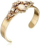 ABS by Allen Schwartz Pastels Stone Cuff Bracelet
