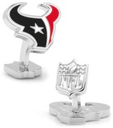 Cufflinks Inc. Houston Texans Cuff Links