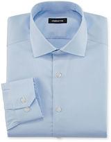 Claiborne Wrinkle-Free Dobby Dress Shirt - Big & Tall