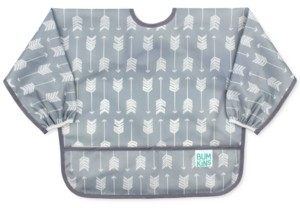 Bumkins Baby Printed Sleeved Bib