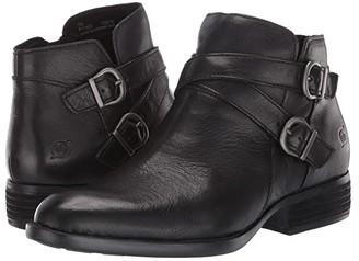Børn Ozark (Black Full Grain Leather) Women's Boots