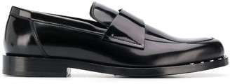 Jimmy Choo Bane star-studded loafers