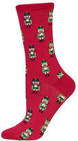 Hot Sox Nutcracker Socks