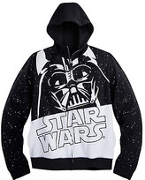 Disney Darth Vader Zip Fleece Hoodie for Adults