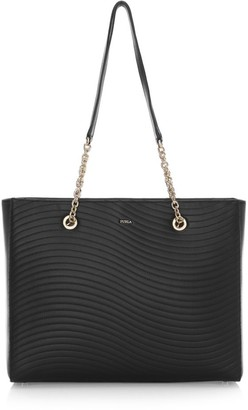 Furla Medium Swing Leather Tote