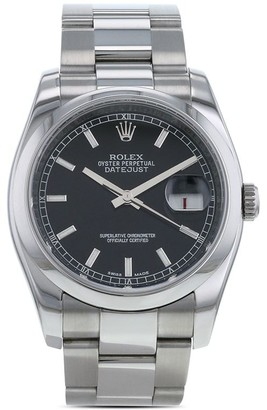 Rolex 2006 pre-owned Datejust 36mm