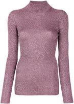 Missoni metallic turtleneck sweater