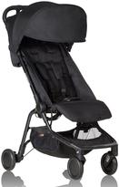 Phil & Teds Black Nano Travel Stroller