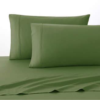 Fiesta 300 Thread Count Cotton Sateen 4-Piece Queen Sheet Set Bedding