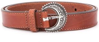 Etro Western Buckle Belt