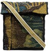 By Walid tapestry messenger bag