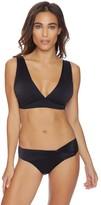 Luxe by Lisa Vogel Liquid Halter Bikini Top