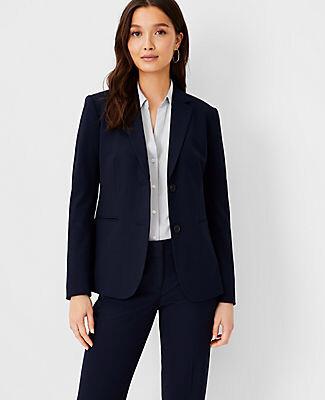 38baa8ecd Ann Taylor Women's Jackets - ShopStyle