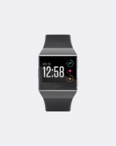 Fitbit Ionic Watch and Water Bottle