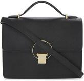 Vivienne Westwood Saffiano leather shoulder bag