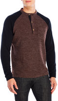 Sovereign Code Jeter Thermal Henley