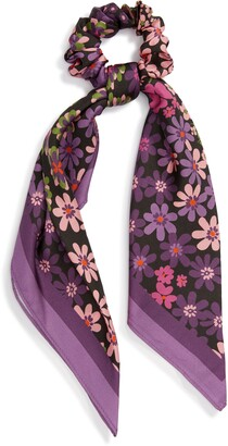 Kate Spade Pacific Petals Silk Hair Tie
