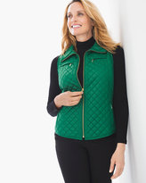 Chico's Tabitha Quilted Vest