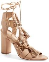 Loeffler Randall Women's Luz Tassel Sandal