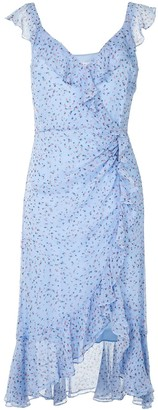 Veronica Beard Amal floral-print dress