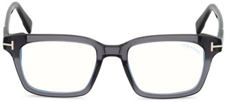 Tom Ford 51MM Plastic Blue Filter Optical Glasses