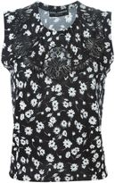 Dolce & Gabbana lace floral top