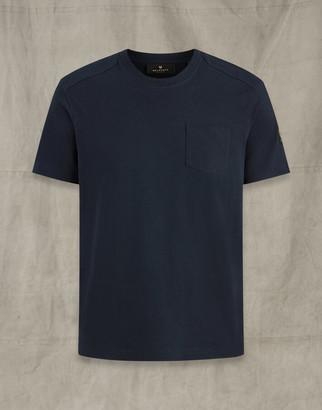 Belstaff THOM 2.0 T-SHIRT Blue