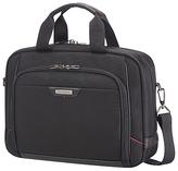 Samsonite Pro Dlx Tablet Workstation Briefcase, Black