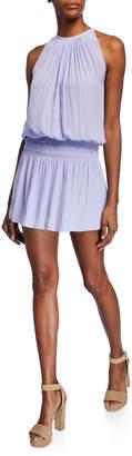Ramy Brook Paris Mini Halter Dress