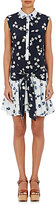 Derek Lam 10 Crosby WOMEN'S CRÊPE DE CHINE SHIRTDRESS