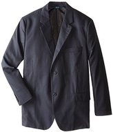 Perry Ellis Men's Big-Tall Big and Tall Textured Fabric Suit Jacket