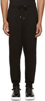 McQ by Alexander McQueen Black Logo Lounge Pants