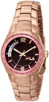 Fila Women's FA0846-91 Three-Hands Ultra potato Watch