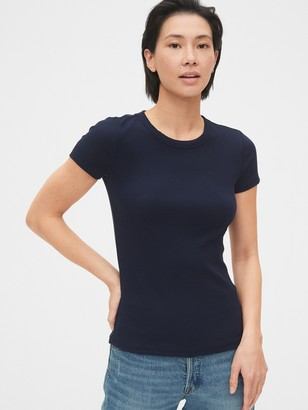 Gap Fitted Crewneck T-Shirt