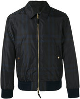 Burberry Carlford reversible jacket - men - Cotton/Polyamide/Polyester - 50