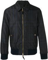 Burberry Carlford reversible jacket - men - Cotton/Polyamide/Polyester - 50