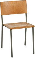 Rejuvenation Mid-Century Stacking Chair by Stalmobler