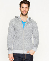 Le Château Cotton Blend Zip-Up Hoodie
