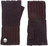 Marc by Marc Jacobs Patchwork Fingerless Gloves