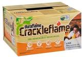 DURAFLAME 6pk 4lb Crackleflame Firelogs